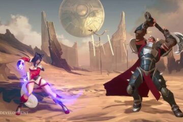 videojuego lucha League of Legends