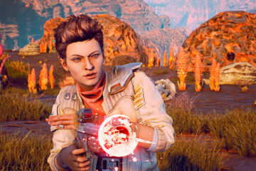 The Outer Worlds a 4K