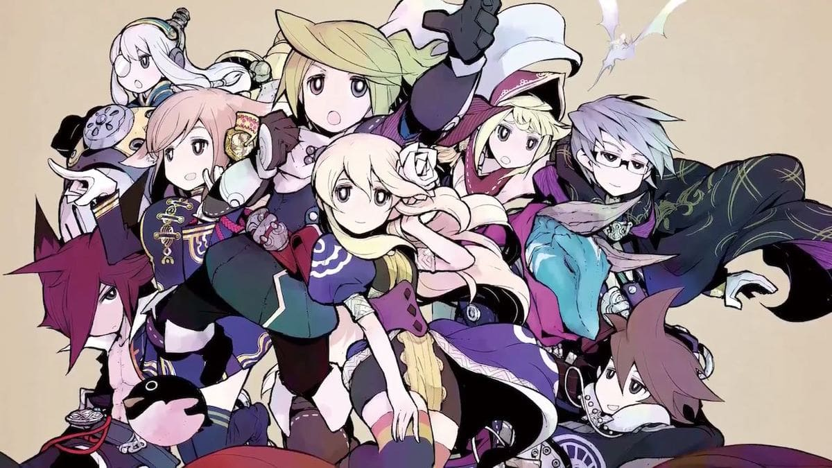 análisis de The Alliance Alive HD Remastered