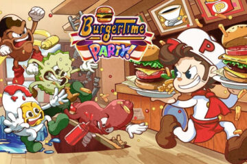 análisis de Burger Time Party para Nintendo Switch