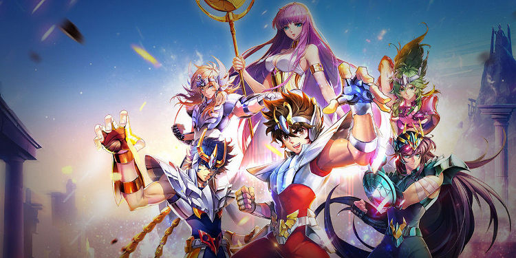conseguir diamantes en Saint Seiya Awakening Knights of the Zodiac