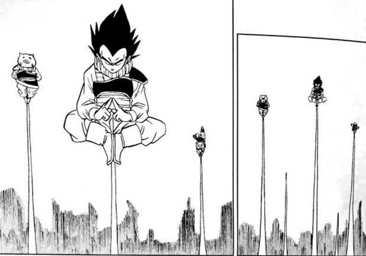 resumen manga 53 de Dragon Ball Super