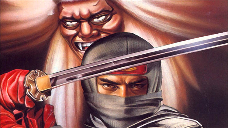 Shinobi en Nintendo Switch