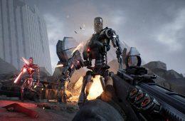 gameplay de Terminator Resistance