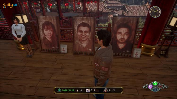 Análisis Shenmue 3 backers