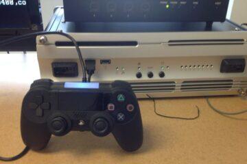 Así es el aspecto del devkit de PlayStation 5 y el DualShock 5