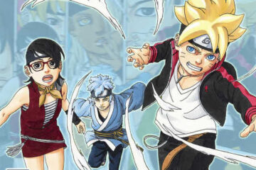 Boruto 40, disponible el manga en castellano