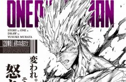 Manga One Punch Man 162