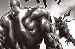 Manga One Punch Man 163