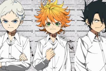 Manga The Promised Neverland 158 en castellano