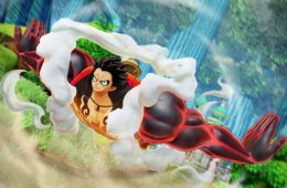 fecha de lanzamiento de One Piece Pirate Warriors 4