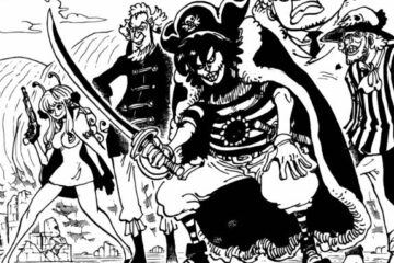 manga One Piece 963