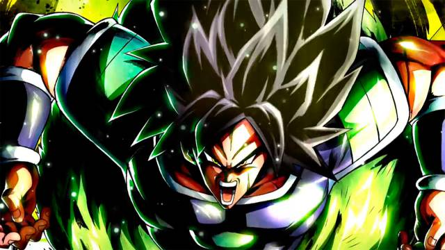 tráiler Broly FighterZ