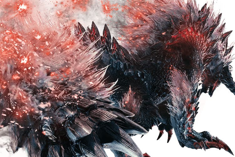 zinogre estigio en Monster Hunter World: Iceborne