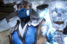 actualización de navidad para Mortal Kombat 11