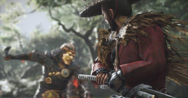 Ghost of Tsushima en The Game Awards