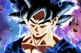 Goku Ultra Instinto Dragon Ball FighterZ