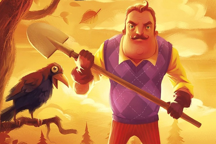 Hello Neighbor gratis en Epic