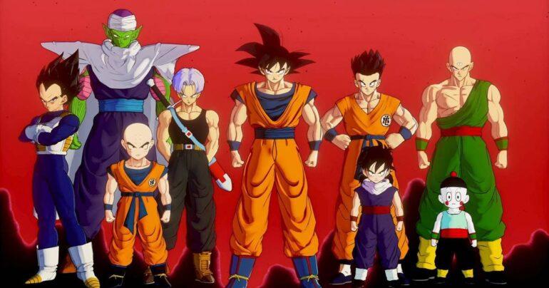 Intro Dragon Ball Z Kakarot