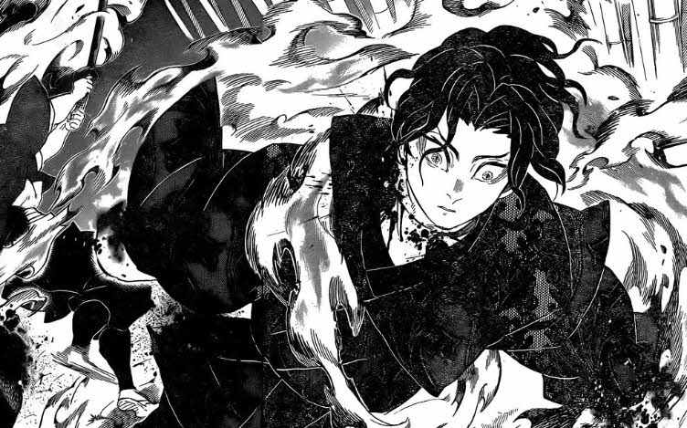 Manga Kimetsu no Yaiba 187