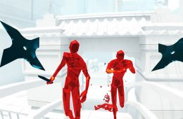 Superhot gratis en la Epic Games Store