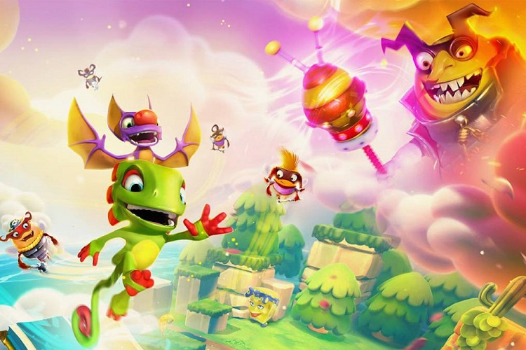 Yooka-Laylee and the Impossible Lair Gratis en Epic