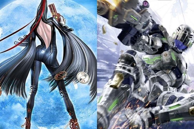 Bayonetta y Vanquish remasterizados