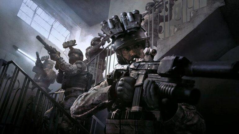 configuración Call of Duty: Modern Warfare