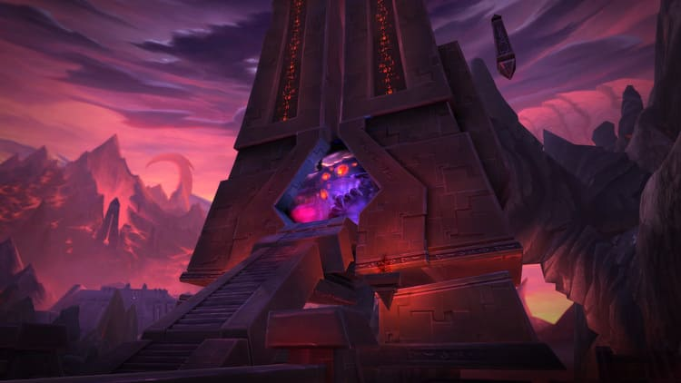 fecha de visiones de N'zoth en World of Warcraft