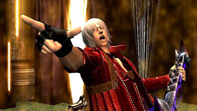 nuevo contenido para Devil May Cry 3