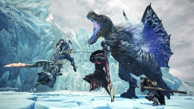 Análisis de Monster Hunter World: Iceborne para PC