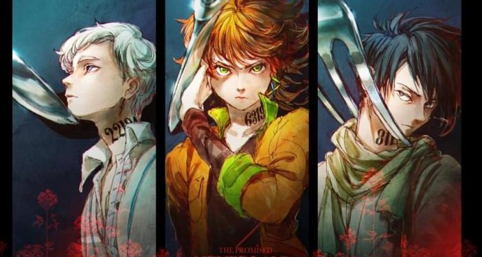 Manga The Promised Neverland 165 disponible en castellano