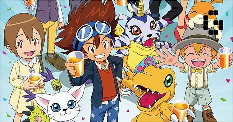 tráiler del remake de Digimon Adventure