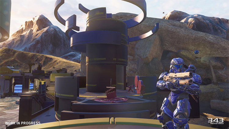 modo Forge de Halo: The Master Chief Collection en PC