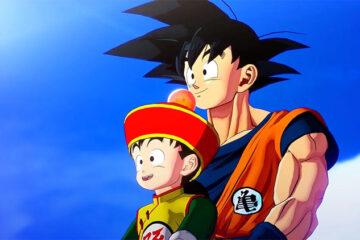 personalización en Dragon Ball Z: Kakarot