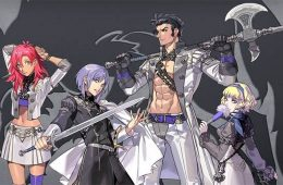 3 líderes de Fire Emblem: Three Houses