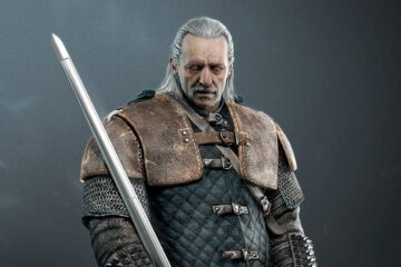 Vesemir protagonizará The Witcher: Nightmare of the Wolf