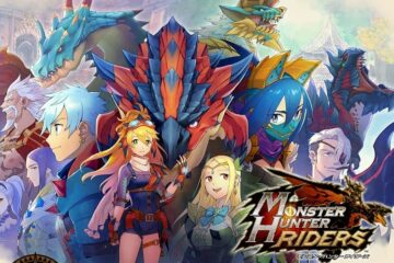 anunciado Monster Hunter Riders