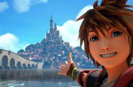 detalles de Kingdom Hearts III Re: Mind