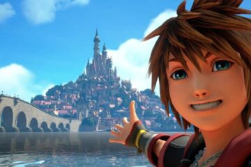 detalles de Kingdom Hearts III Re: Mind
