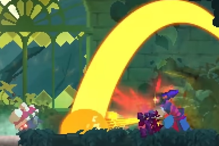 fecha del DLC The Bad Seed de Dead Cells