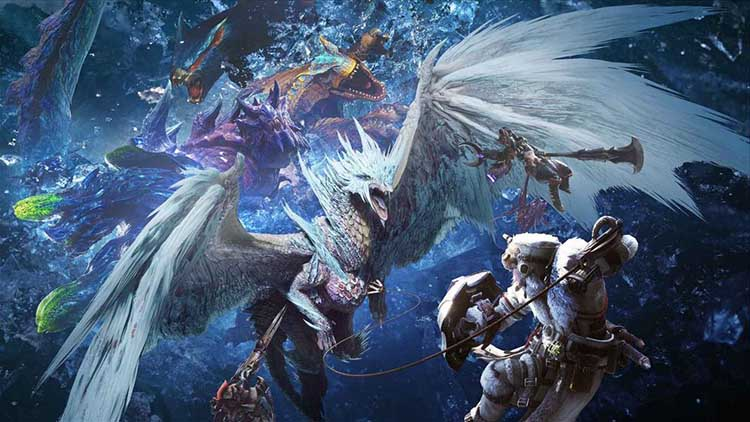 bug en Monster Hunter World Iceborne