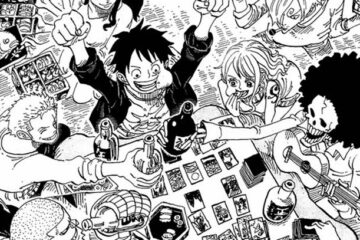 manga One Piece 967