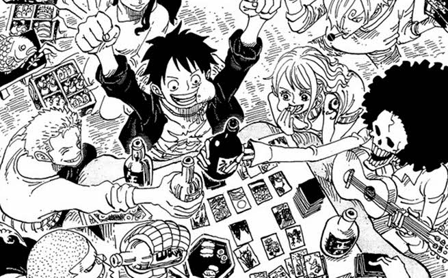 One piece doujin