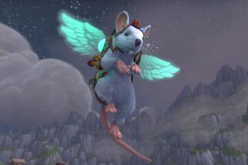 montura Ruiditos la Bromista en World of Warcraft