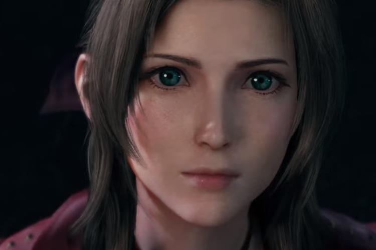tráiler del tema principal de Final Fantasy VII Remake