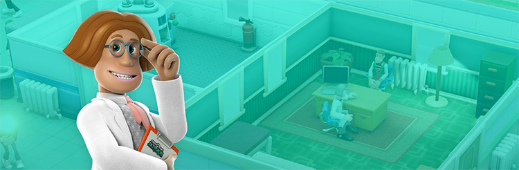 Análisis Two Point Hospital ultima