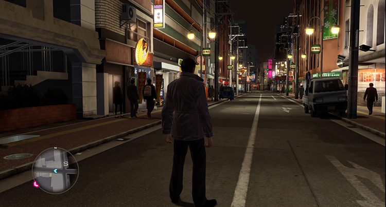 Análisis de The Yakuza Remastered Collection 5