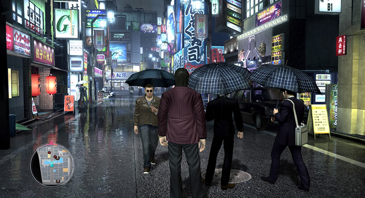 Análisis de The Yakuza Remastered Collection 7