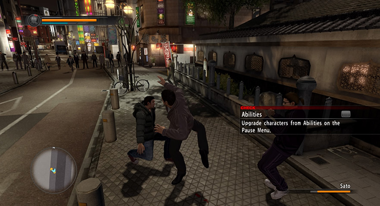 Análisis de The Yakuza Remastered Collection 8